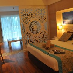 Отель Crystal Sunset Luxury Resort & Spa - All Inclusive комната для гостей фото 5