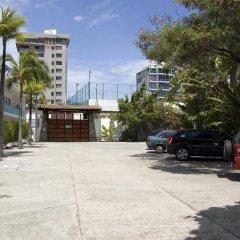 Acapulco Park Hotel парковка
