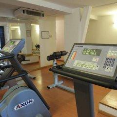 Отель Sunset фитнесс-зал