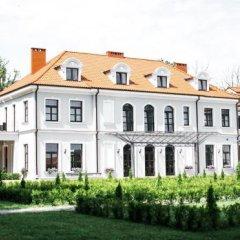Гостиница Усадьба вид на фасад фото 2