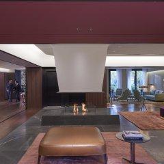 Отель Mandarin Oriental, Milan гостиничный бар