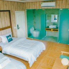 Отель The Grand Blue Hotel Вьетнам, Шапа - отзывы, цены и фото номеров - забронировать отель The Grand Blue Hotel онлайн комната для гостей фото 2