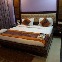 Отель Grand Plaza Индия, Нью-Дели - отзывы, цены и фото номеров - забронировать отель Grand Plaza онлайн комната для гостей фото 2