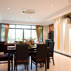 Отель Palm Grove Resort Таиланд, На Чом Тхиан - 1 отзыв об отеле, цены и фото номеров - забронировать отель Palm Grove Resort онлайн питание