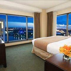 Отель DoubleTree Suites by Hilton Columbus США, Колумбус - отзывы, цены и фото номеров - забронировать отель DoubleTree Suites by Hilton Columbus онлайн комната для гостей фото 4