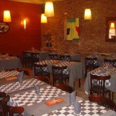 Отель Hostal Restaurante Arasa питание