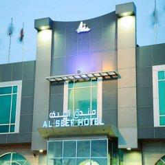 Отель Al Seef Hotel ОАЭ, Шарджа - 3 отзыва об отеле, цены и фото номеров - забронировать отель Al Seef Hotel онлайн ванная фото 2