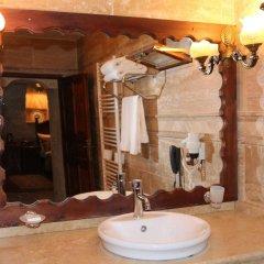 Melis Cave Hotel Турция, Ургуп - отзывы, цены и фото номеров - забронировать отель Melis Cave Hotel онлайн ванная фото 2