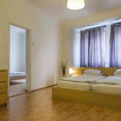 Отель Happy Prague Apartments Чехия, Прага - 1 отзыв об отеле, цены и фото номеров - забронировать отель Happy Prague Apartments онлайн комната для гостей фото 4