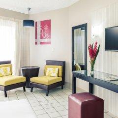Отель Mercure Nadi Фиджи, Вити-Леву - отзывы, цены и фото номеров - забронировать отель Mercure Nadi онлайн комната для гостей