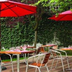 Отель Hôtel Vacances Bleues Villa Modigliani бассейн