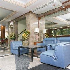 The Park Hotel Bangkok интерьер отеля