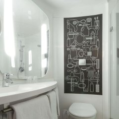 Отель ibis London Stratford ванная