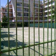 Отель Kamelia Garden Солнечный берег спортивное сооружение