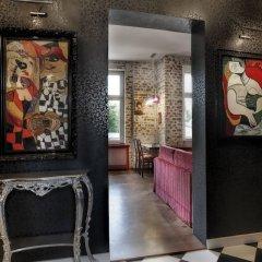 Отель Apartamenty Mój Sopot - Parkowa Art Сопот гостиничный бар