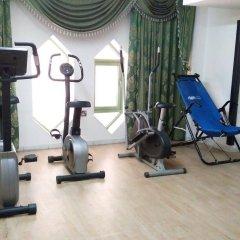 Отель Royal Crown Suites Шарджа фитнесс-зал