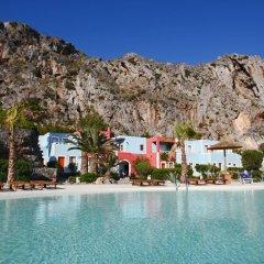 Отель Kalypso Cretan Village Resort & Spa пляж фото 2