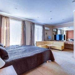 Мини-Отель Поликофф Стандартный номер с разными типами кроватей фото 6
