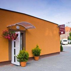 Hostel Filip Гданьск балкон