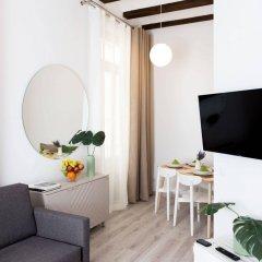 Отель Apartamentos Wallace Valencia Валенсия комната для гостей фото 4
