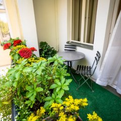Отель Alexander Berlin Берлин балкон