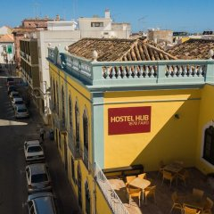 1878 Hostel Faro городской автобус