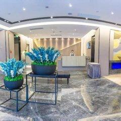 Отель Super 8 Hotel Xiamen Si Ming Nan Lu Xia Da Китай, Сямынь - отзывы, цены и фото номеров - забронировать отель Super 8 Hotel Xiamen Si Ming Nan Lu Xia Da онлайн интерьер отеля фото 3
