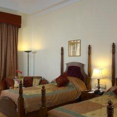 Отель Le Méridien Jaipur Resort & Spa комната для гостей фото 4