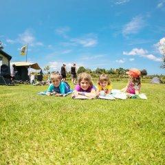 Отель Whanganui River Top 10 Holiday Park фитнесс-зал