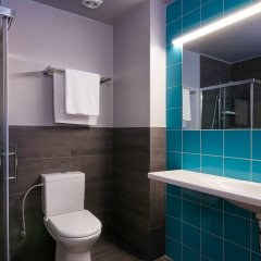 Отель Urban Donkey ванная