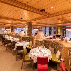 Отель Sunstar Hotel Davos Швейцария, Давос - отзывы, цены и фото номеров - забронировать отель Sunstar Hotel Davos онлайн питание фото 2