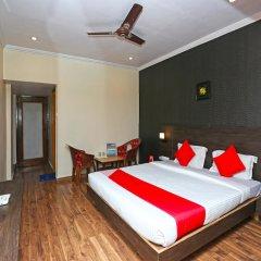 OYO 15468 Hotel Sharda сейф в номере