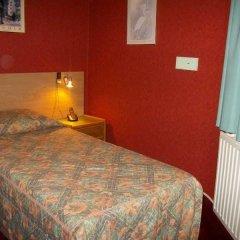 Отель Evergreen Бельгия, Брюссель - отзывы, цены и фото номеров - забронировать отель Evergreen онлайн комната для гостей фото 5