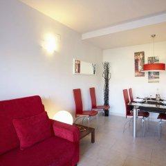 Отель Ibersol Residencial SPA Aqquaria комната для гостей
