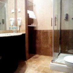 Отель Garni Hotel Aleksandar Сербия, Нови Сад - отзывы, цены и фото номеров - забронировать отель Garni Hotel Aleksandar онлайн ванная