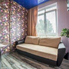 Апартаменты Apartment on Demokraticheskaya 34 комната для гостей фото 3