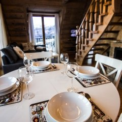 Отель Apartamenty Stylowe Zakopane Косцелиско питание фото 2