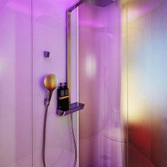 Отель citizenM New York Times Square ванная