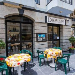 Апартаменты Damiani Apartments питание