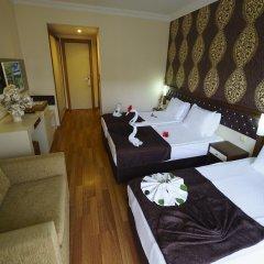 Отель Armas Beach - All Inclusive комната для гостей