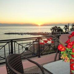 Апартаменты Galini on Sea Apartments балкон