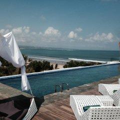 Отель Citadines Kuta Beach Bali бассейн