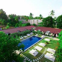 Отель Nai Yang Beach Resort & Spa ванная