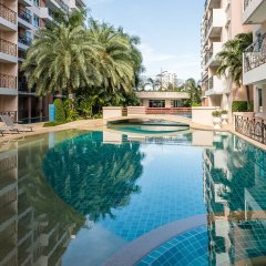 Отель Paradise Park Jomtien By Grandisvillas Паттайя бассейн