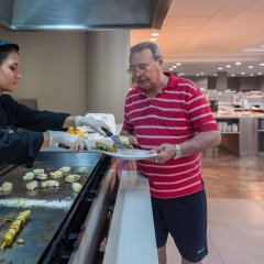 Отель Estudios RH Vinaros питание фото 3
