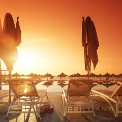 Brilliant Hotel & Spa пляж фото 2