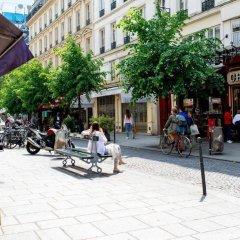 Отель Apart Inn Paris - Quincampoix Франция, Париж - отзывы, цены и фото номеров - забронировать отель Apart Inn Paris - Quincampoix онлайн городской автобус