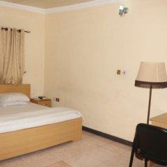 Отель Entry Point Hotel Нигерия, Уйо - отзывы, цены и фото номеров - забронировать отель Entry Point Hotel онлайн комната для гостей фото 4