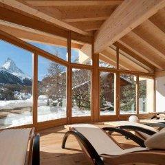 Отель Hemizeus Швейцария, Церматт - отзывы, цены и фото номеров - забронировать отель Hemizeus онлайн бассейн фото 3