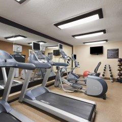 Отель Homewood Suites By Hilton Columbus-Hilliard Хиллиард фитнесс-зал